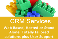 We understand that no matter how powerful a CRM system is, it will bring no benefits in itself. A successfully implemented CRM solution is achieved through a highly tailored combination of technology and services – delivering benefits that are unique to you organisation.